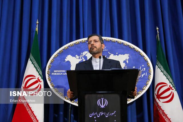 اعتراض ایران به اصابت چند راکت جنگی به مناطق مرزی کشور