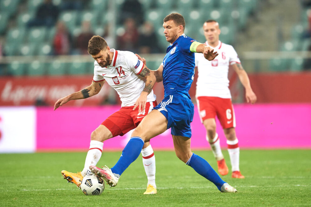 درخواست بوسنی از یوفا؛ بازی با ایران به جای ایرلند
