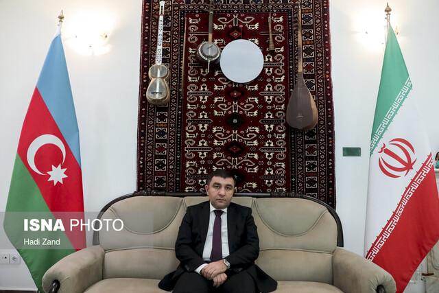 سفیر آذربایجان: مسائل منطقه باید در منطقه حل و فصل شود/ هیچ نیروی خارجی به قرهباغ نبردهایم