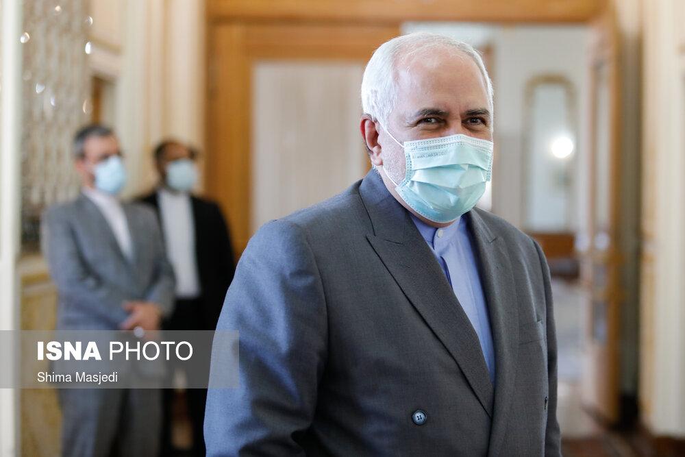 ظریف: طرح ایران برای حل دائمی مناقشه قره باغ تدوین شده است/ با مردم هیچ امر محرمانهای نداریم