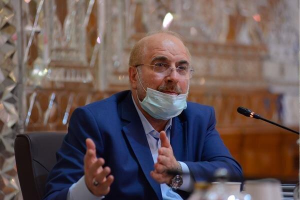 تاکید قالیباف بر شناسایی، دستگیری و مجازات عوامل ترور فخریزاده
