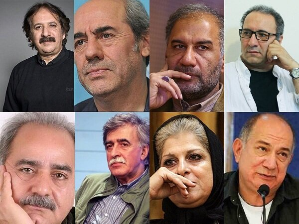 دلنوشته جمعی از سینماگران خطاب به شهید محسن فخریزاده