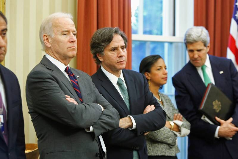 قهرمانپور: بایدن به دنبال کمتر کردن حضور آمریکا در خاورمیانه است