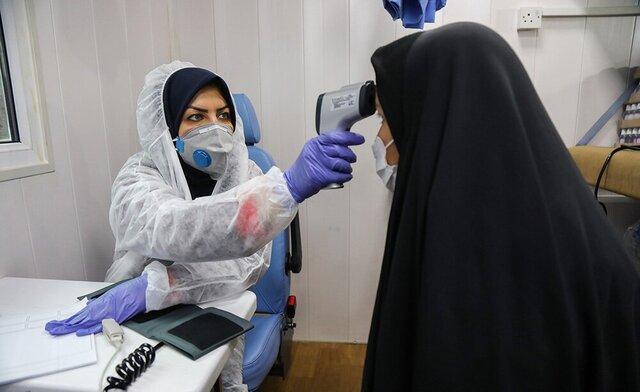 مراکز منتخب غربالگری بیماری کرونا در استان تهران