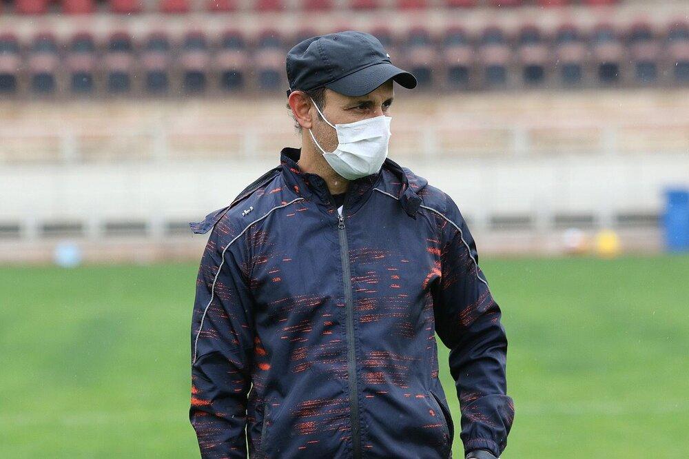 گل محمدی: نمیدانم بعد از بازی فینال چرا درگیر مشکلات و حواشی شدیم