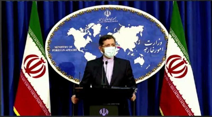 خطیبزاده: موضوع توقیف نفتکش ایرانی در اندونزی فنی است