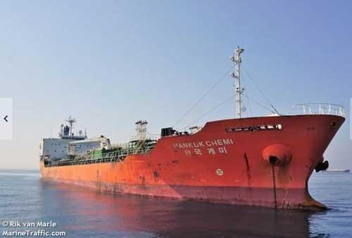 مذاکره کرهجنوبی با ایرانی بر سر نفتکش توقیفشده