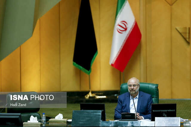 واکنش قالیباف به اظهارات وزیر خارجه آمریکا