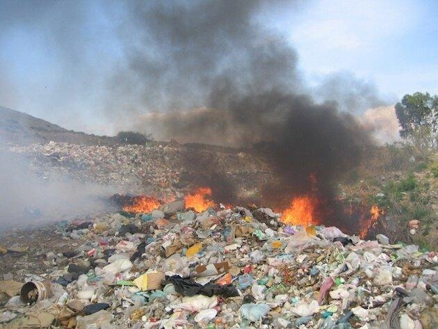 پسماندسوزی؛ از عوامل آلودگی هوای تهران