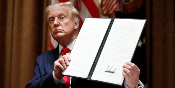 کاهش ۸۰ درصدی ارزش ریال در دوران ترامپ در مقابل افزایش ارزش بورس
