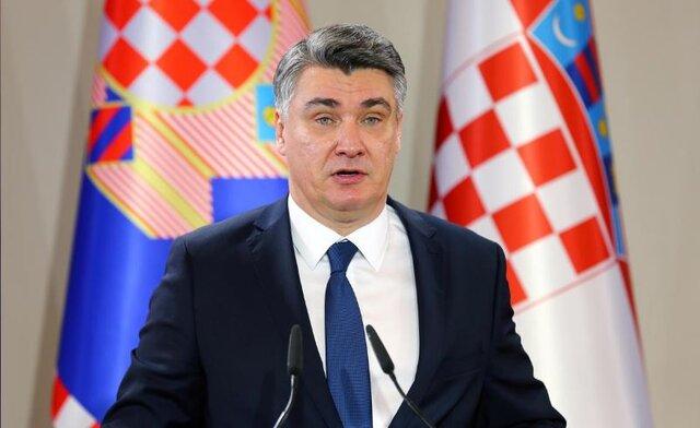 رئیس جمهوری کرواسی سالگرد پیروزی انقلاب اسلامی را تبریک گفت