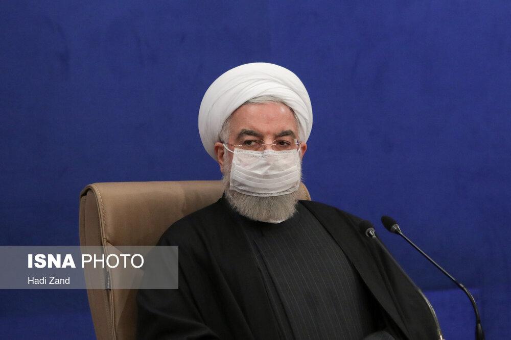 روحانی: اصل ۱۱۳ قانون اساسی، روی دوش من سنگینی می کند