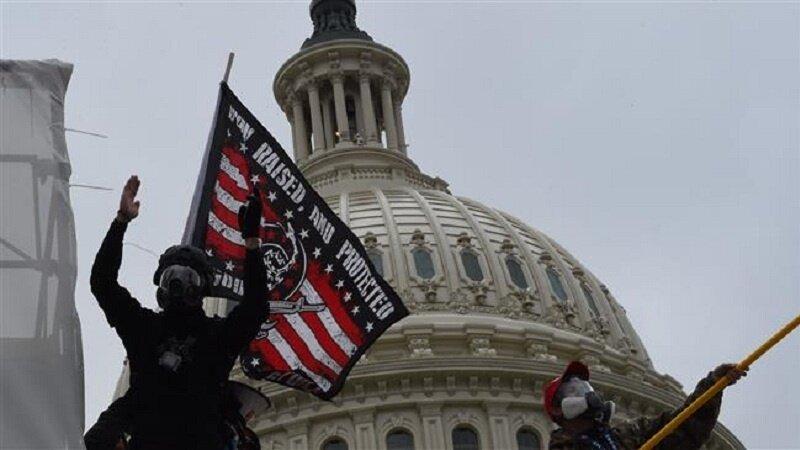 فارن پالسی: همه شرایط برای جنگ داخلی در آمریکا فراهم است