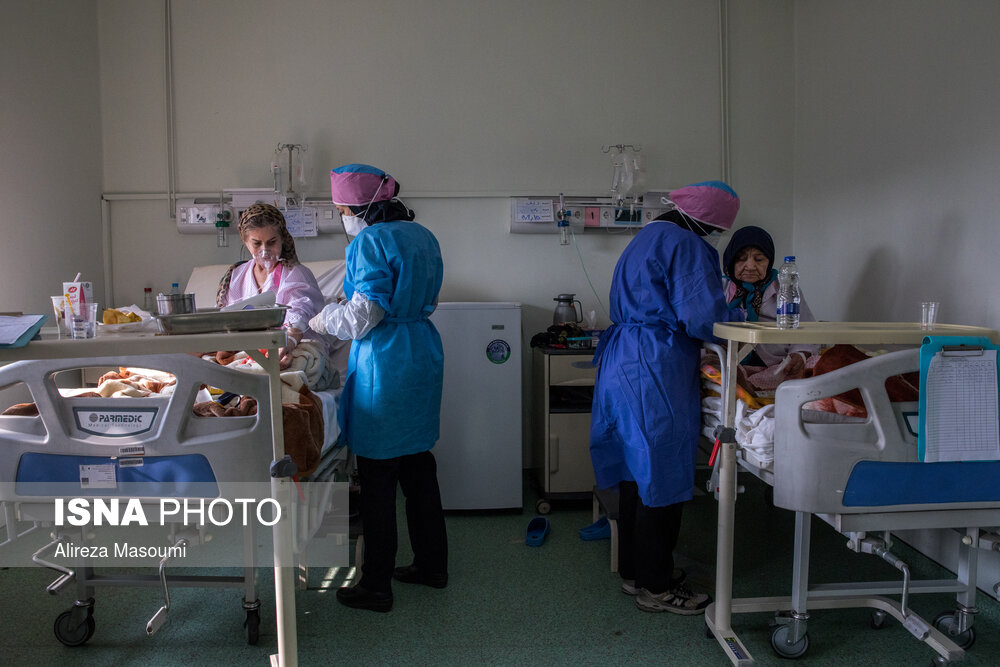 ۷۳ فوتی جدید کرونا در کشور/شناسایی ۸۲۷۰ بیمار جدید