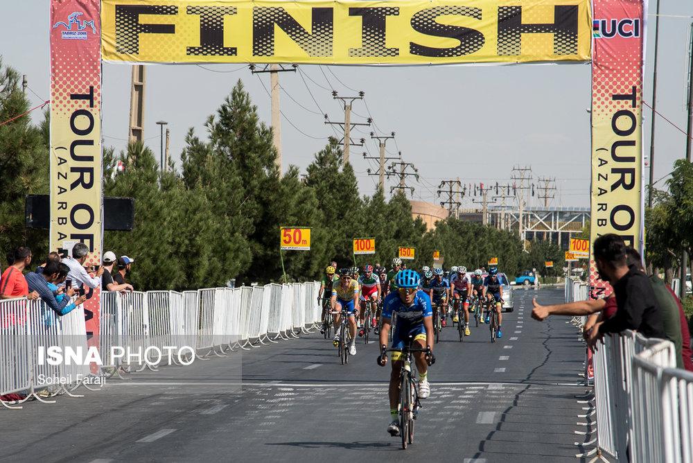 تعویق دوباره تور دوچرخهسواری بینالمللی ایران – آذربایجان/ شاید مهر ۱۴۰۰
