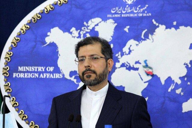 خطیبزاده: شناسایی عوامل حمله به کشتی ایرانی در دستورکار قرار دارد
