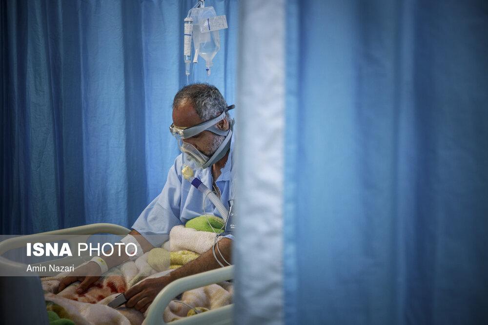 چرا در ایران هیچ بیمار کرونایی پشت در بیمارستان نماند؟