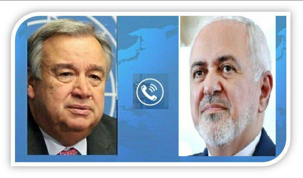 گوترش خواستار تداوم تلاشهای ایران در کمک به برقراری صلح در یمن شد