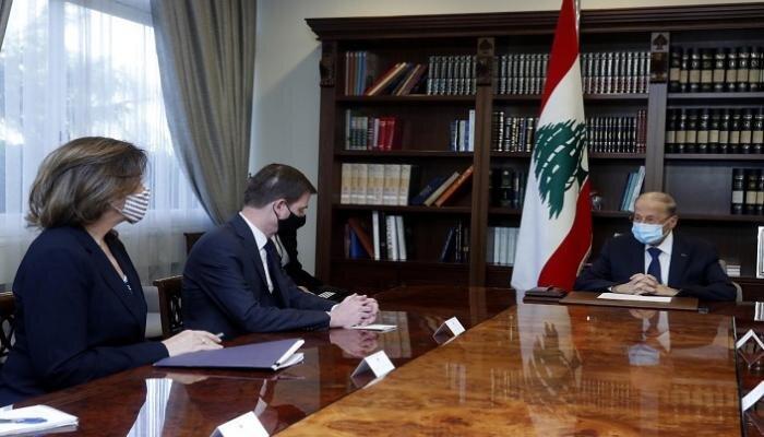 آمریکا: هرکس در مسیر اصلاحات در لبنان مانعتراشی کند، تنبیه میشود