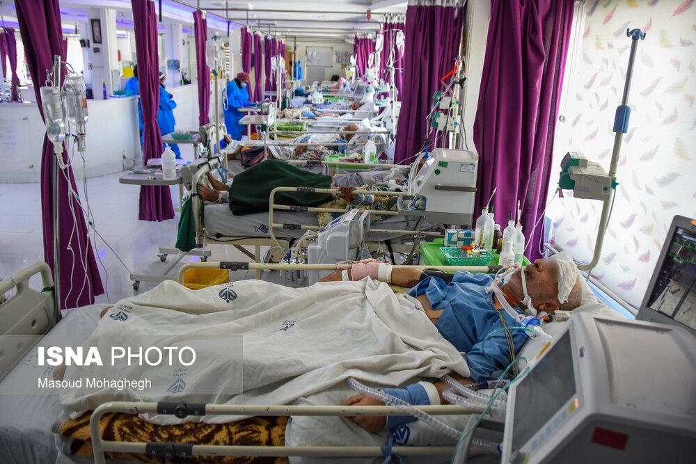 جزئیات شیوه جدید پذیرش کروناییها در بیمارستان/برخی بیمارستانها در لبه تیغ