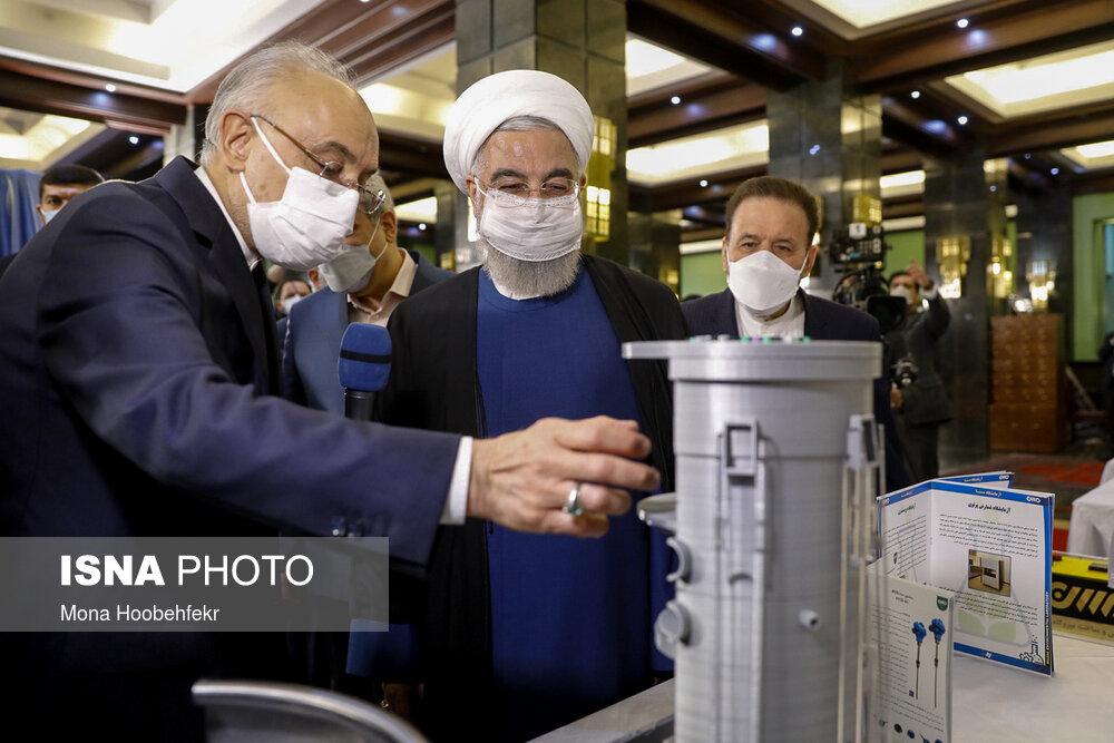 صالحی: ایران در بخش غنیسازی به آستانهی این فناوری رسیده است