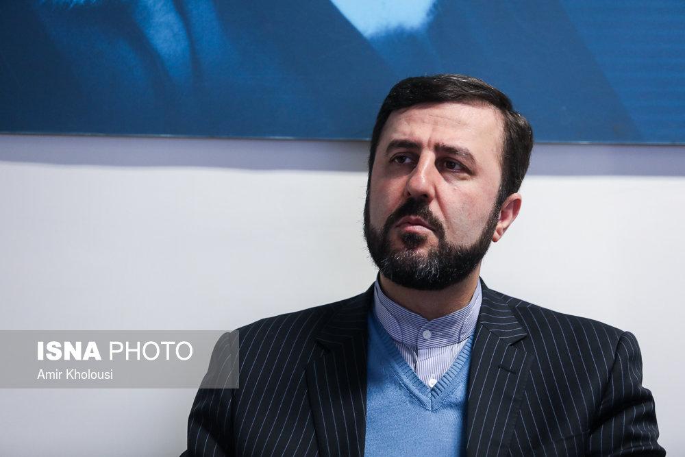 غریبآبادی: سطح غنیسازی ایران به ۵۵.۳ درصد رسید