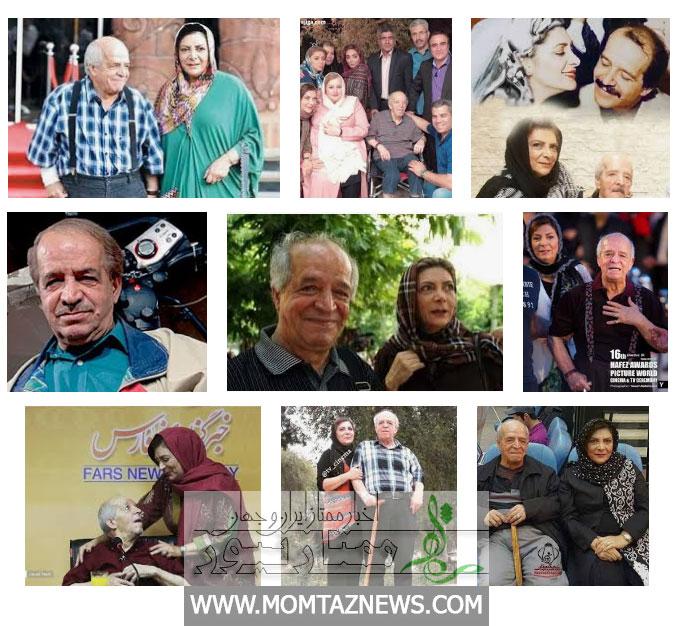 فوت محسن قاضی مرادی بازیگر ایرانی سینما