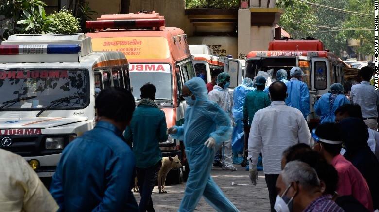 آمار بیماران کرونایی در هند به ۲۰ میلیون نفر نزدیک شد