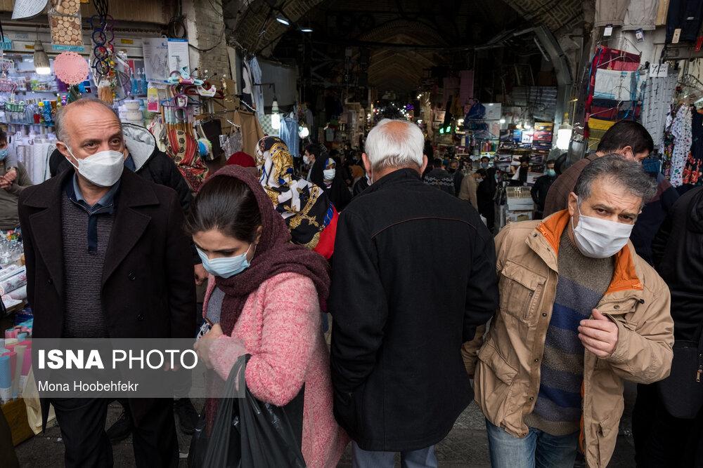 بستری بیش از هفت هزار کرونایی در تهران/احتمال خیزهای جدید با تغییر در رفتارهای ازدحامی