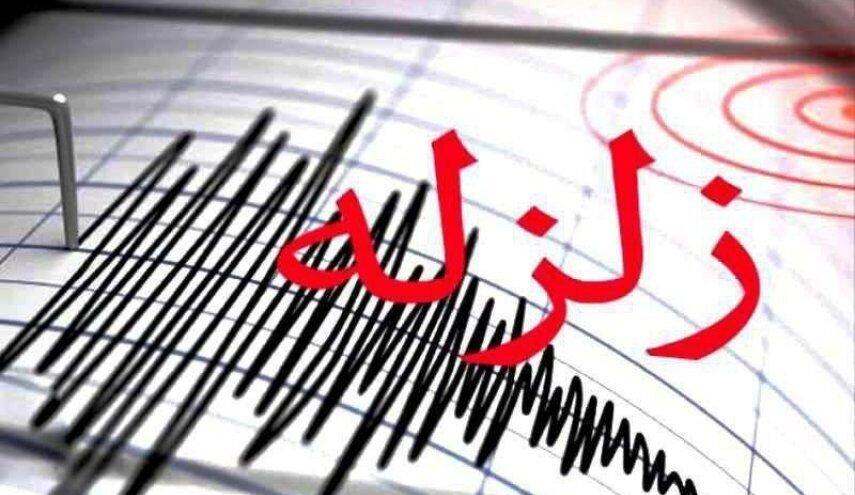 زلزله ۵.۵ ریشتری سنخواست را لرزاند
