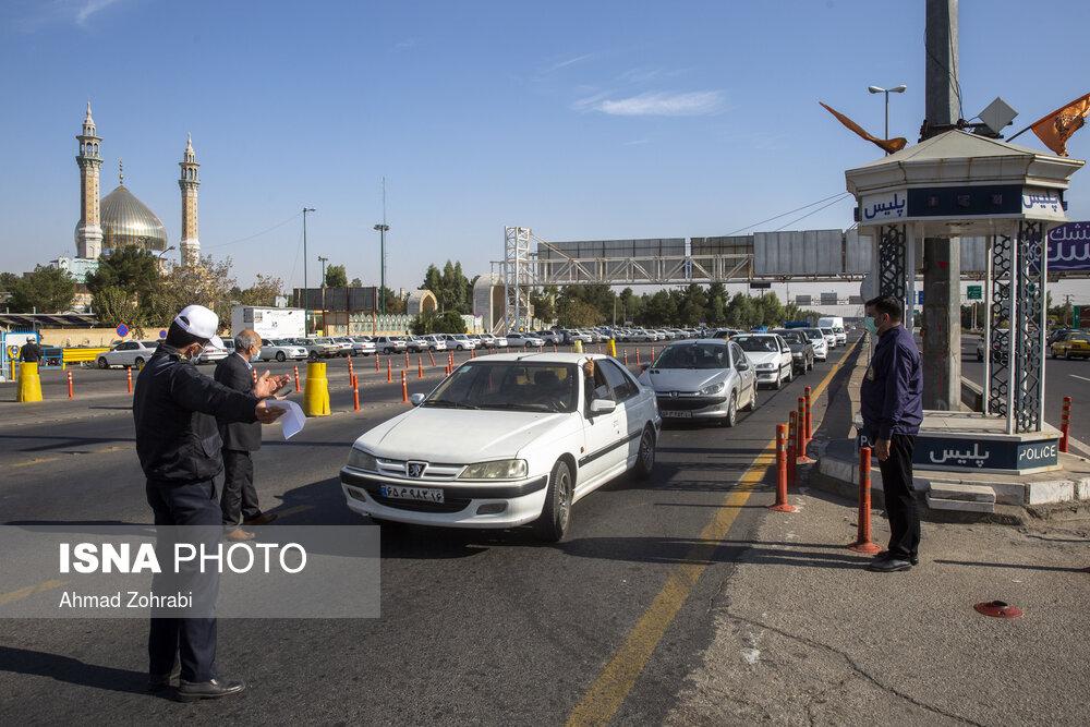 ممنوعیت تردد بین استانی در کشور از ۲۱ اردیبهشت/فعالیت مشاغل ۱ و ۲ در شهرهای قرمز و نارنجی