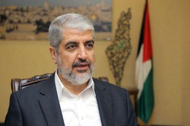 هشدار خالد مشعل به تل آویو نسبت به عملیات زمینی در غزه: در دام خواهید افتاد