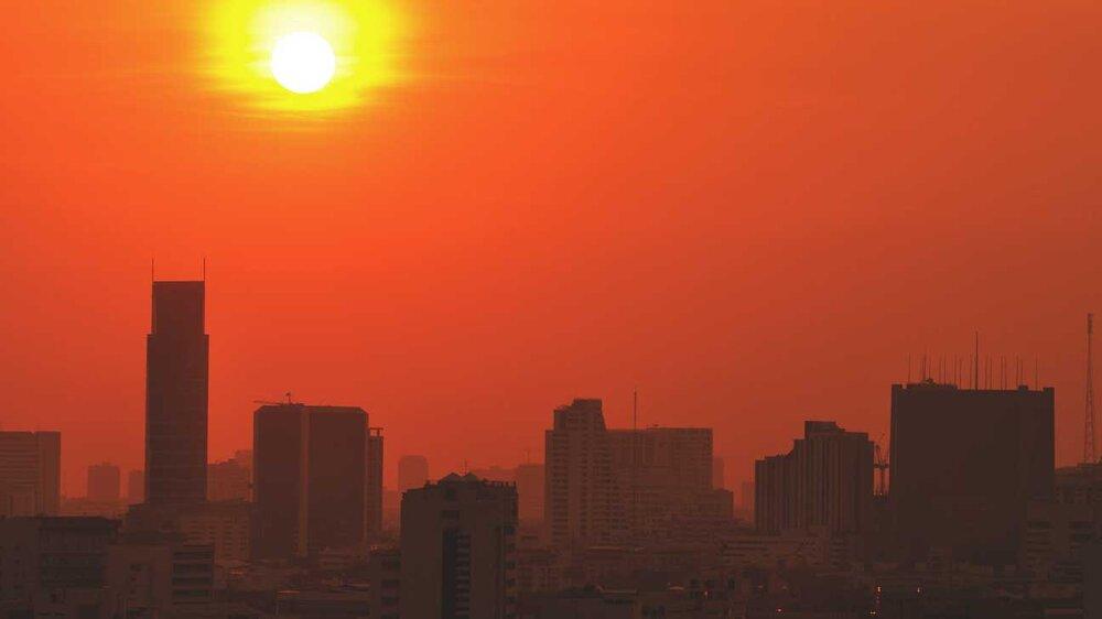 هوای تهران نسبت به ۳۰ سال گذشته چقدر گرمتر شده است؟