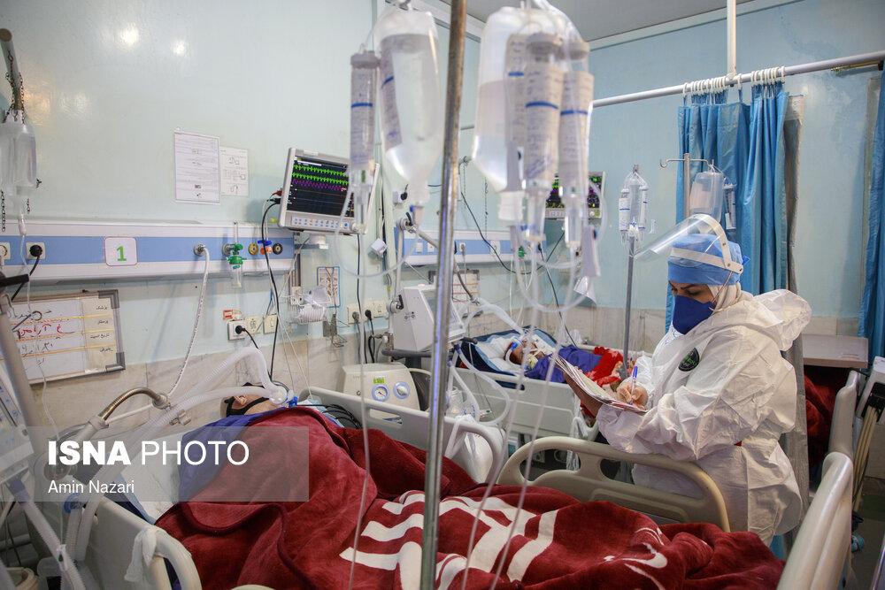 ۳۱۰ فوتی جدید کرونا در کشور / ۲۱۰۲ بیمار دیگر بستری شدند