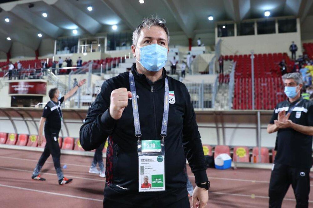 اسکوچیچ: من هنوز سرمربی تیم ملی هستم/ سهم من در این موفقیت قابل ملاحظه است
