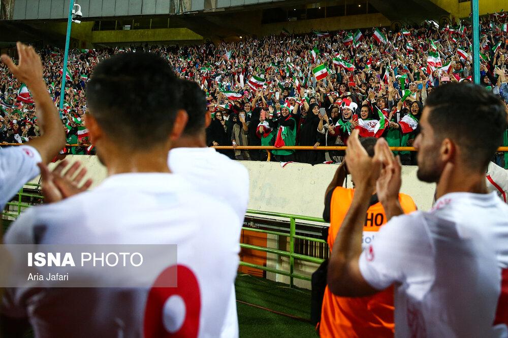 ایران – کامبوج، به یاد پیروزی پرگل در آزادی!