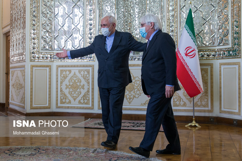 نماینده ویژه سازمان ملل در امور یمن در سفر به تهران به دنبال چه بود؟