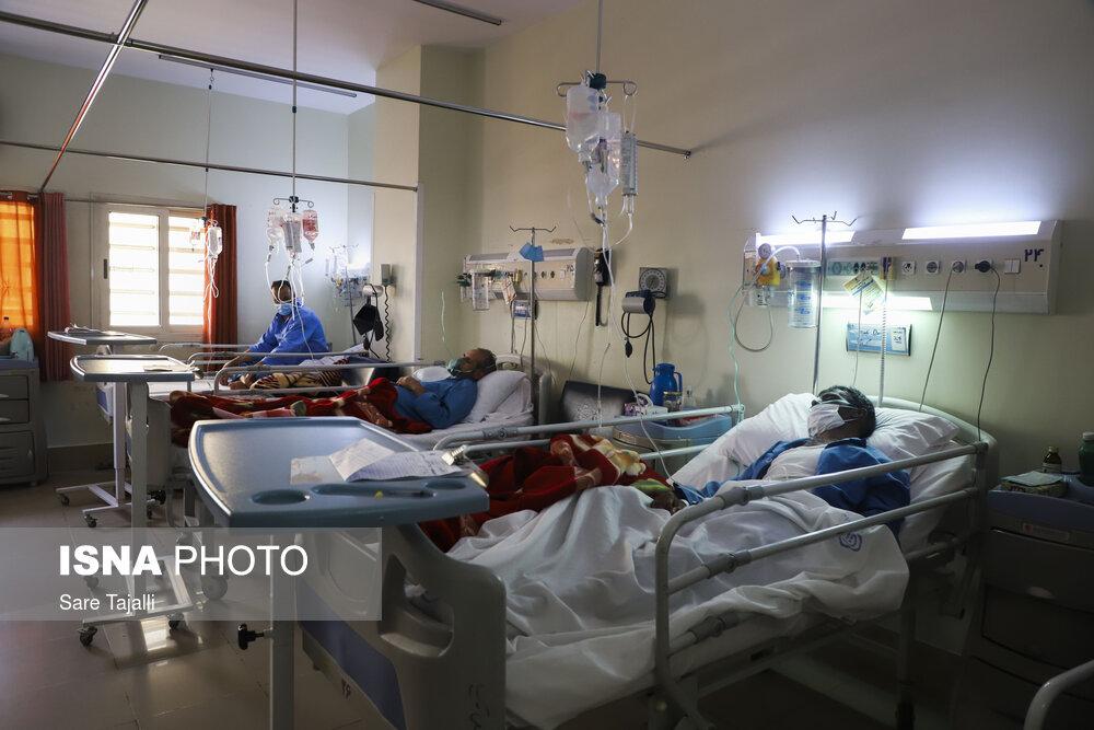 ۱۷۹ فوتی جدید کرونا در کشور / ۸۸۴۶ بیمار دیگر شناسایی شدند