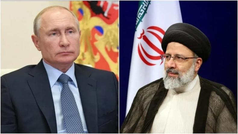 پیام تبریک پوتین رئیس جمهور روسیه به رئیسی