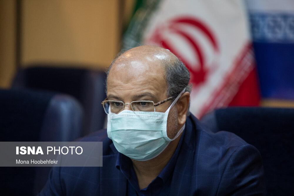 فوت ۱۲۰ نفر ظرف ۲۴ ساعت گذشته در استان تهران