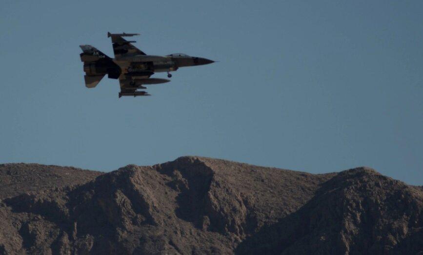 جنگندههای اف-۱۶ آمریکا به عربستان رسیدند