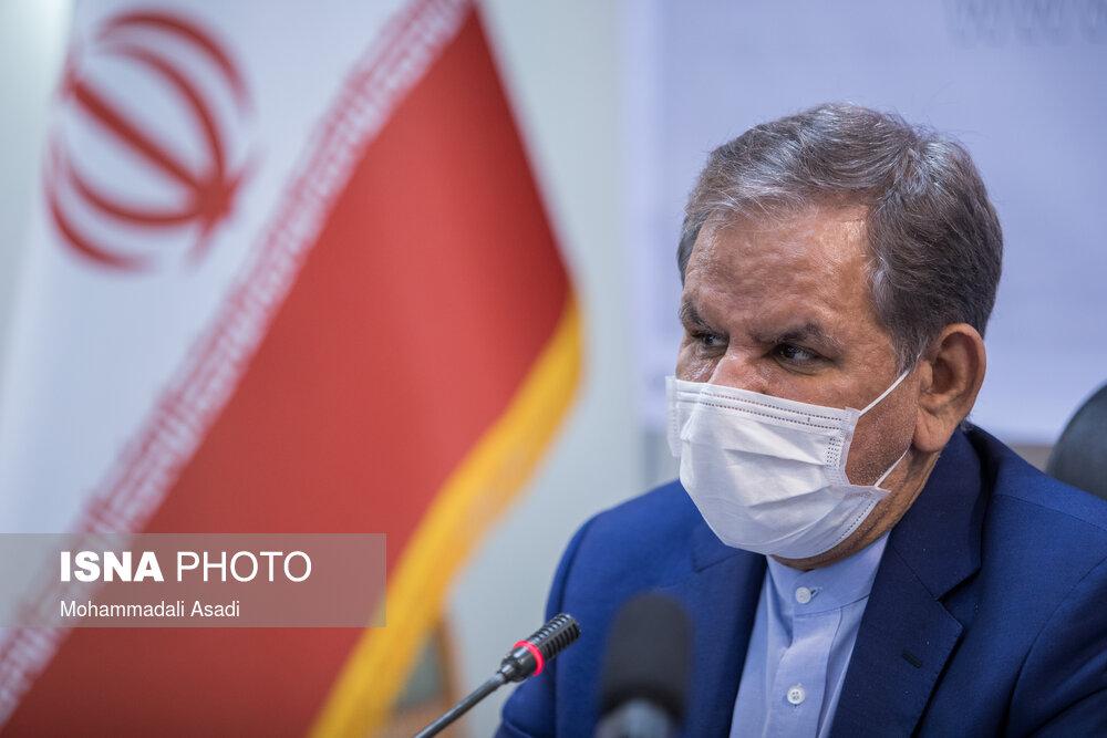 جهانگیری: آنچه در توان دولت و کشور باشد برای خوزستان انجام میدهیم