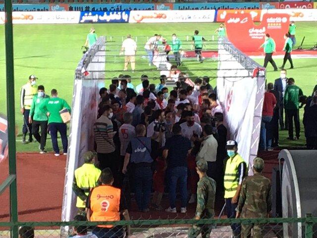 کرونا، مهمان ویژه مراسم اهدای جام لیگ بیستم