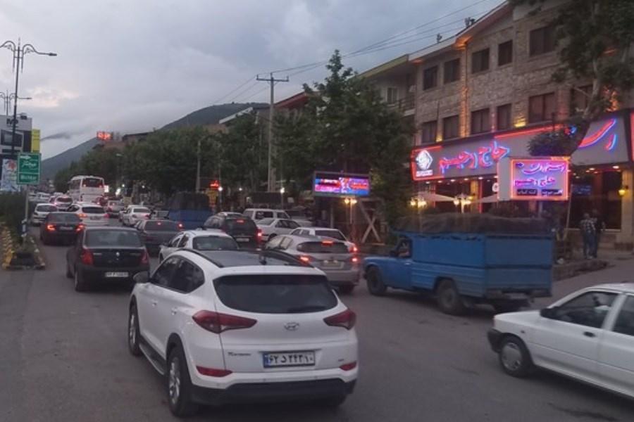 تصویر آخرین وضعیت ترافیکی راههای کشور/ مردم از سفر غیرضروری پرهیز کنند