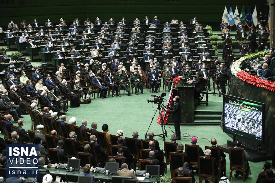مراسم تحلیف رییس جمهور در امنیت کامل برگزار شد