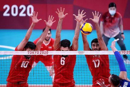 برنامه امروز ایران در روز نهم المپیک / نبرد سرنوشتساز والیبال و شروع کشتی