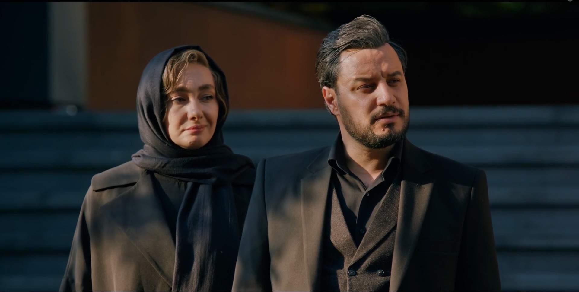 جواد عزتی و هانیه توسلی در زخم کاری
