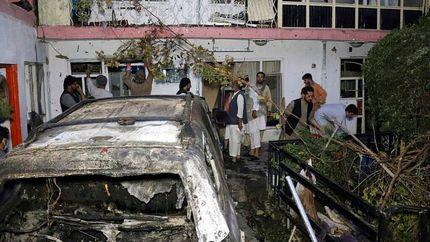 آمریکا، کشته شدن غیرنظامیان در حمله پهپادی به افغانستان را تایید کرد