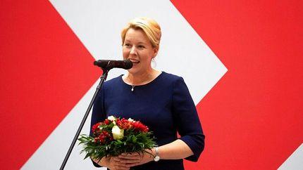اولین شهردار زن برای پایتخت آلمان انتخاب شد