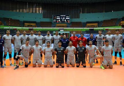 باخت تیم ملی والیبال جوانان در اولین گام قهرمانی جهان